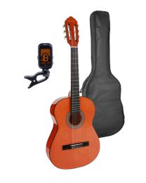 Salvador Kids Series Classic Guitar 3/4 Scale Pack  Natural CG-134-NT