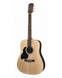 Richwood Master Series D-60L Handmade Lefthanded Dreadnought Guitar