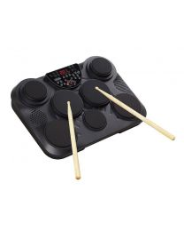 Medeli Table top Drum kit with 7 Pads - touch Sensitive DD315