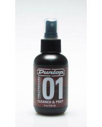 """Dunlop """"01"""" Cleaner & Prep Fingerboard Polish DL-6524"""