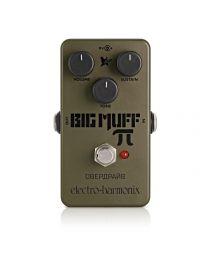 Electro Harmonix Green Russian Big Muff Distortion Pedal EXHNGRE