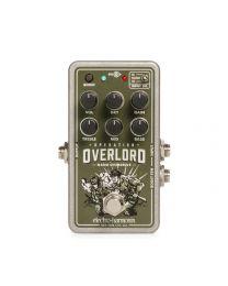 Electro Harmonix Nano Operation Overlord Overdrive Pedal EXHNOPE