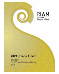 RIAM Piano Album 2021 Grade 5 RIAMP521