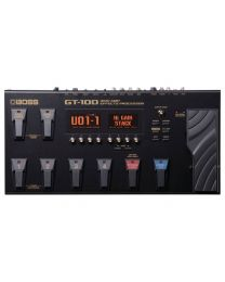 Boss Guitar Effects Processor GT-100