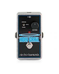 Electro Harmonix Holy Grail Reverb Nano Pedal, EHXHOLY