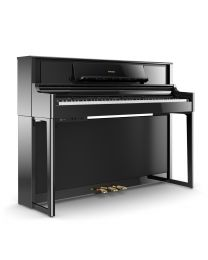 Roland Digital Piano, Polished Ebony, LX705-PE