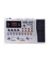 NUX Guitar Multi Effect Processor with 60 Effects MG-20