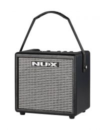 "NUX Digital Amplifier 8 Watt - 6.5"" Speaker - DSP - Drums - Bluetooth - USB - Microphone Input MIGHTY8BT"