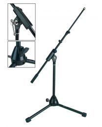 Boston Stage Pro Series Microphone Stand MS-1325-BK