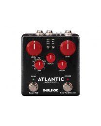 NUX Verdugo Series Digital Delay+Reverb with Effect Loop ATLANTIC NDR-5