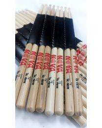 Vic Firth Nova Hickory Drumsticks - 1 Brick