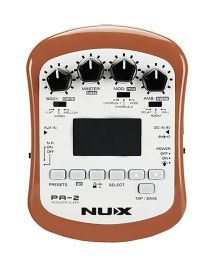 NUX Portable Acoustic Guitar Effect Processor PA-2