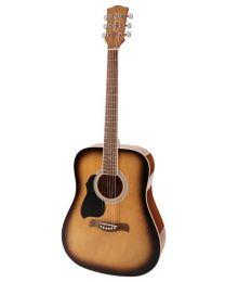 Richwood Artist Series left handed Acoustic Guitar RD-12L-SB Sunburst