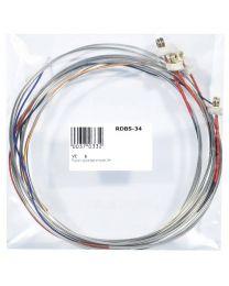 Rudolph Double Bass String Set RDBS-34