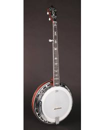 Richwood Master Series Raised Head Bluegrass Banjo 5-String RMB-905-A