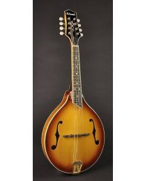 Richwood A-Style Mandolin with Solid Spruce Top RSA-110-VS