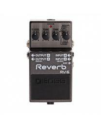Boss Reverb Effects Guitar Pedal, RV-6