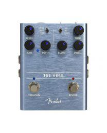 Fender Tre-Verb Digital Reverb & Tremolo Pedal 0234541000
