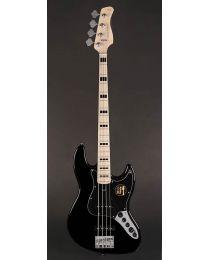 Sire Marcus Miller V7 Vintage 2nd Gen Series Alder 4-String Bass Guitar Black V7V+ A4/BK