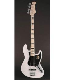 Sire Marcus Miller V7 Vintage 2nd Gen Series Swamp Ash 4-String Bass Guitar White Blonde V7V+ S4/WB