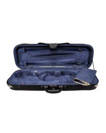 Leonardo Pro I Series Violin Case - Oblong for 4/4 Violin VC-45
