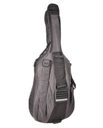 Boston Deluxe Double Bass Bag for 3/4 Double Bass - Lightweight CB-834