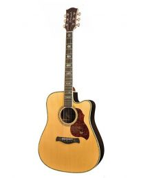 Richwood Master Series D-70-CEVA Handmade Electro Acoustic Guitar - Vintage Aged