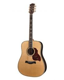 Richwood Master Series D70VA Handmade Dreadnought Guitar, Solid Spruce, Abalone, Vintage Aged