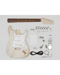 Boston DIY Guitar Kit - Electric Strat Model