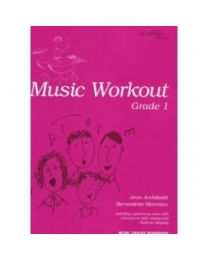 Royal Irish Academy of Music RIAM Music Workout Book Grade 1