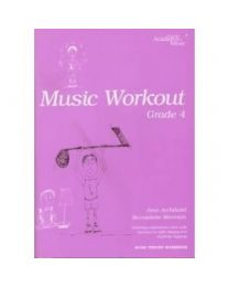 Royal Irish Academy of Music RIAM Music Workout Book Grade 4