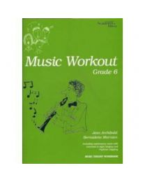 Royal Irish Academy of Music RIAM Music Workout Book Grade 6