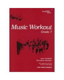 Royal Irish Academy of Music RIAM Music Workout Book Grade 7