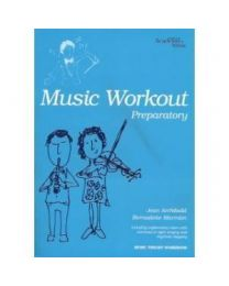 Royal Irish Academy of Music RIAM Music Workout Book Preparatory