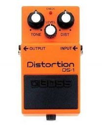 Boss DS-1 Distortion Pedal / Stomp Box