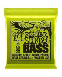 Ernie Ball Regular Slinky Round Wound Bass Strings