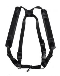 Boston Deluxe Saxophone Harness SRH-50-BK