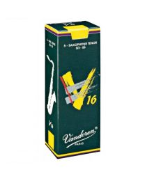 Vandoren Reeds Tenor Saxophone 2.5 V16 (box of 5)