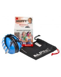 Alpine Muffy earmuff /hearing protecton - blue