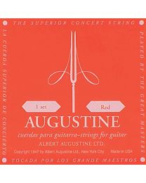 Augustine Classic Red string Classical Guitar String Set AU-CLRD