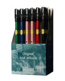 Feadóg D Tin Whistle Multicoloured
