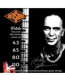 Rotosound 'Swing Bass 66' BS66 Billy Sheehanl 43-110