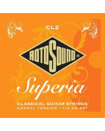 3 Sets of Rotosound CL2 Superia Classical Normal Tension