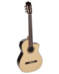 Salvador Cortez Crossover Series Fusion Classic Guitar CS-600CE Natural