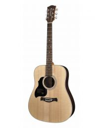 Richwood Master Series D-60L Handmade Lefthanded Dreadnought Guitar