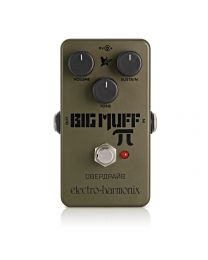 Electro Harmonix Green Russian Big Muff Distortion Pedal EXHNGRE