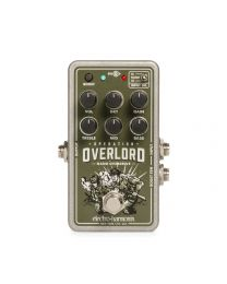 Electro Harmonix Nano Operation Overlord Overdrive Pedal EXHNOPE