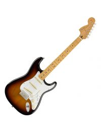 Fender Jimi Hendrix Strat MN 3TS Electric Guitar 014-5802-300 Sunburst