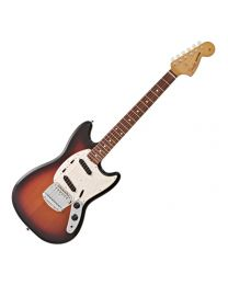 Fender Vintera 60s Mustang 3-SB Electric Guitar 014-9783-300 Sunburst