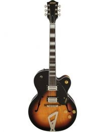 GRETSCH G2420 Streamliner Hollow Body Electric Guitar Aged Brooklyn Burst